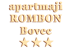 Apartmaji Rombon Bovec